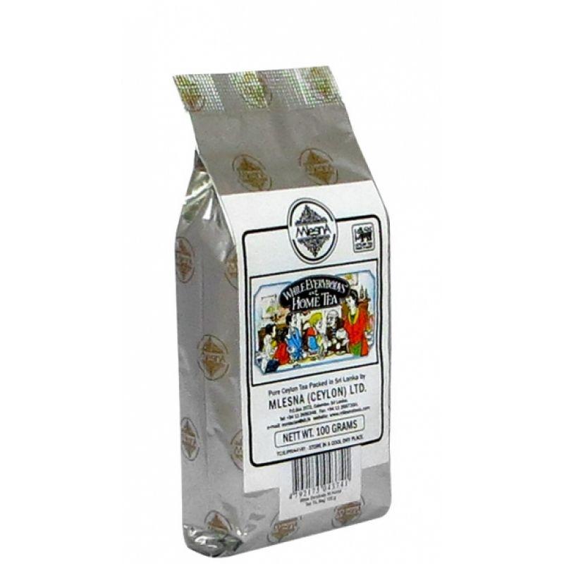 Черный чай Mlesna Пока все дома 100г