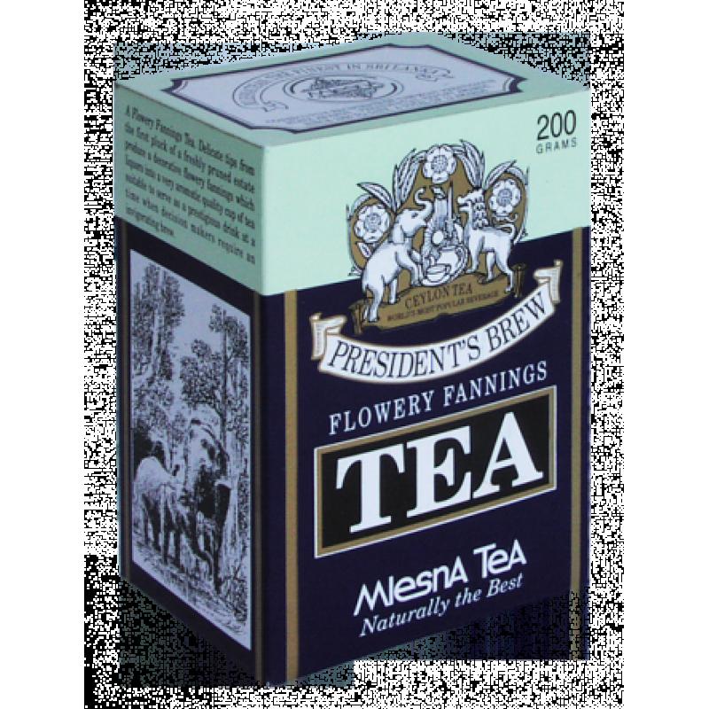 Черный чай Mlesna Президент Брю F.B.O.P. 100г