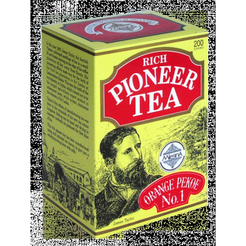 Черный чай Mlesna Рич Пионер O.P.1 100г
