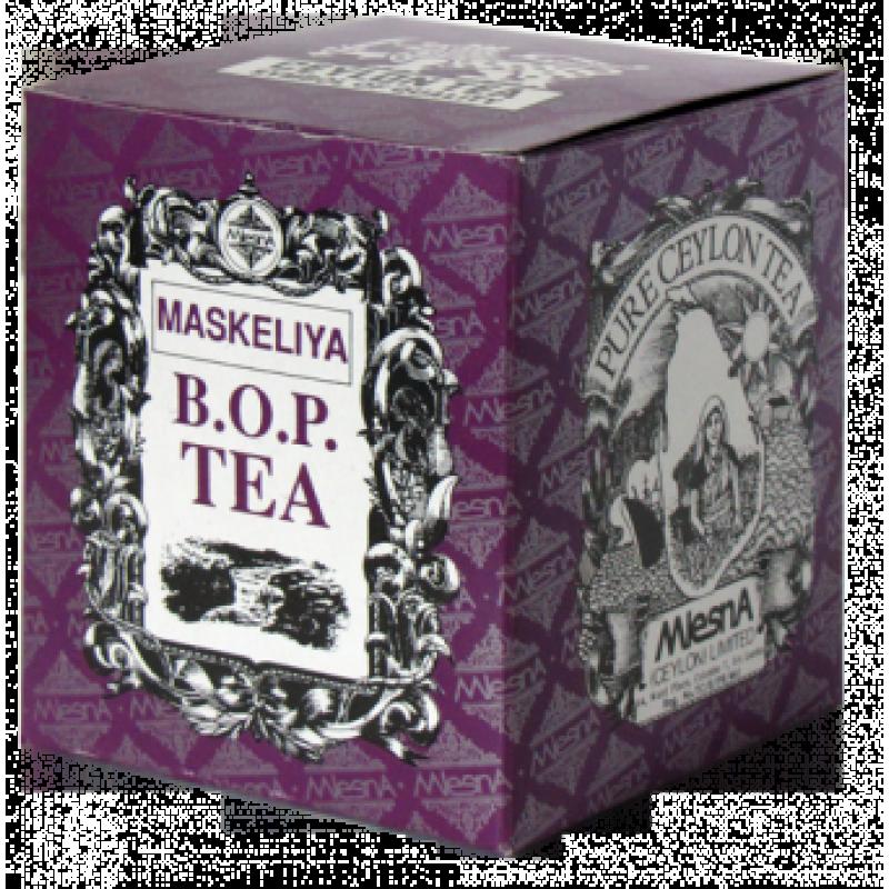 Черный чай Mlesna Маскелия B.O.P. 200г