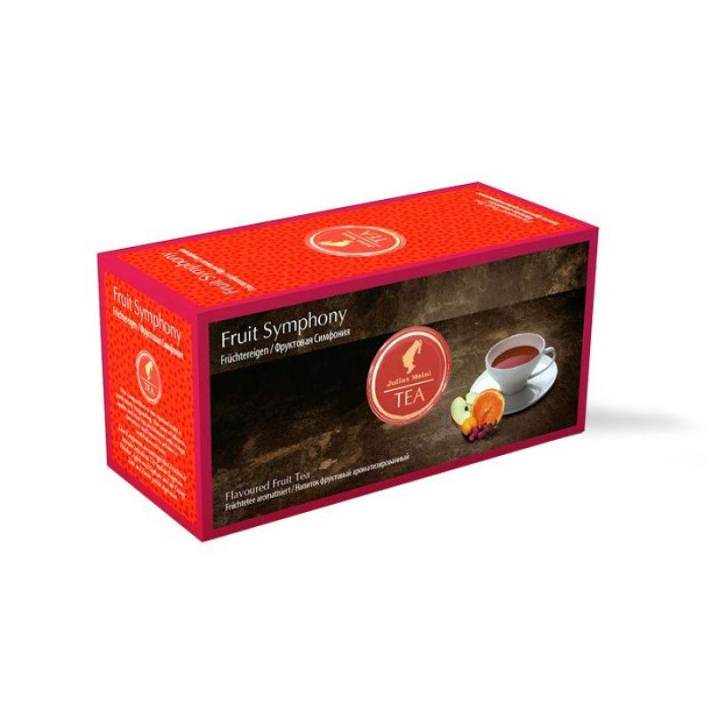 Фруктовый чай Julius Meinl Мультифрукт 25 х 2,5 г