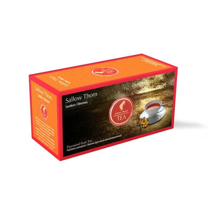 Фруктовый чай Julius Meinl Sallow Thorn Жостер (Облепиха) 25 х 2,5 г