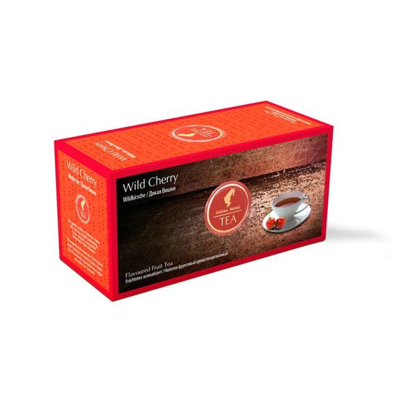 Пакетированный Фруктовый чай Julius Meinl Дикая вишня 25 х 2,5 г