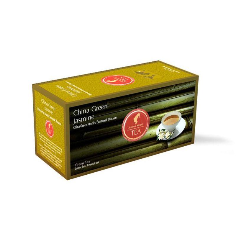 Зеленый чай с жасмином  Julius Meinl, в пакетиках 43,75г