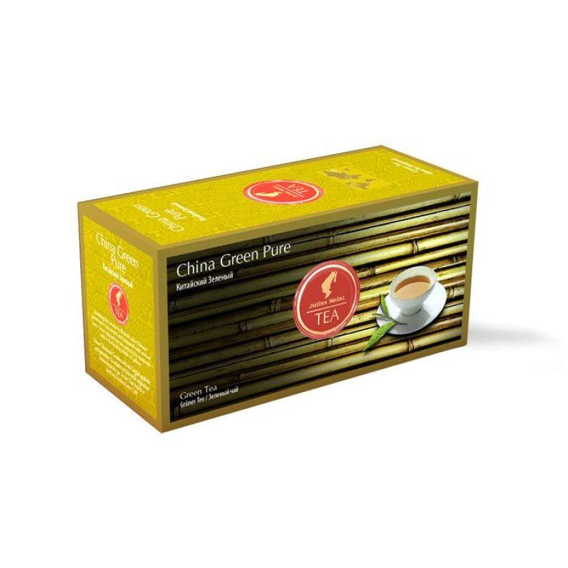 Зеленый чай классический Julius Meinl, в пакетиках  43,75г