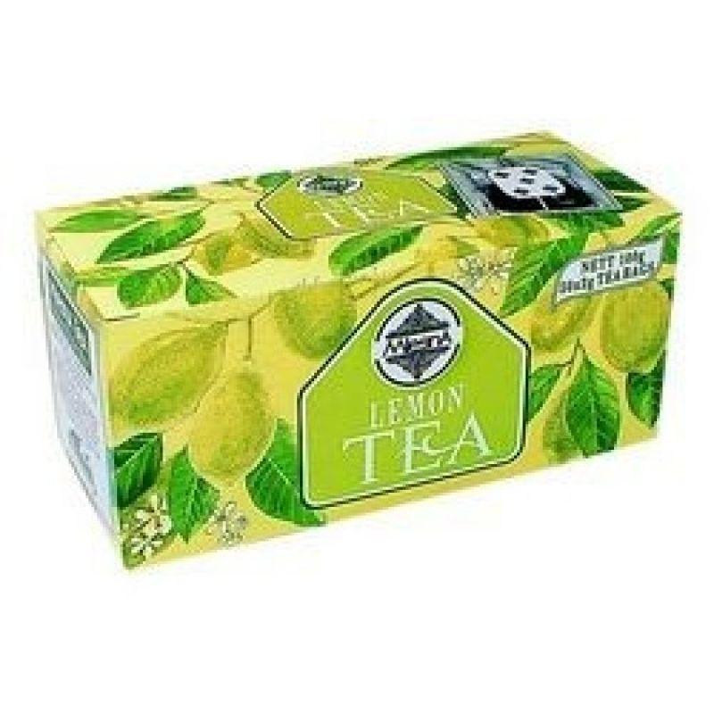 Зеленый чай Mlesna лимон 50 пакетиков