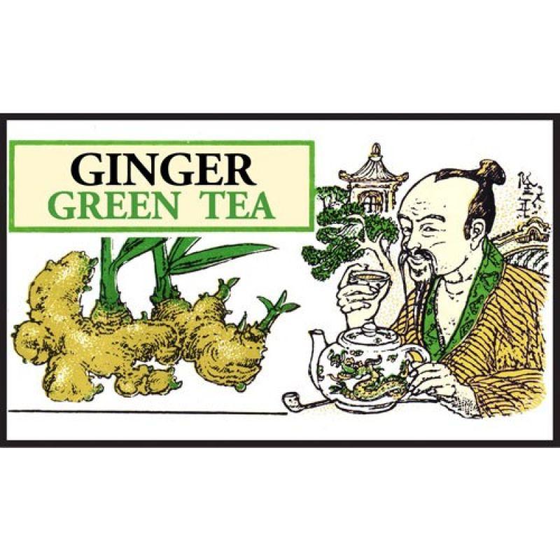Зеленый чай Mlesna Имбирь 01-008_imbir 100г.