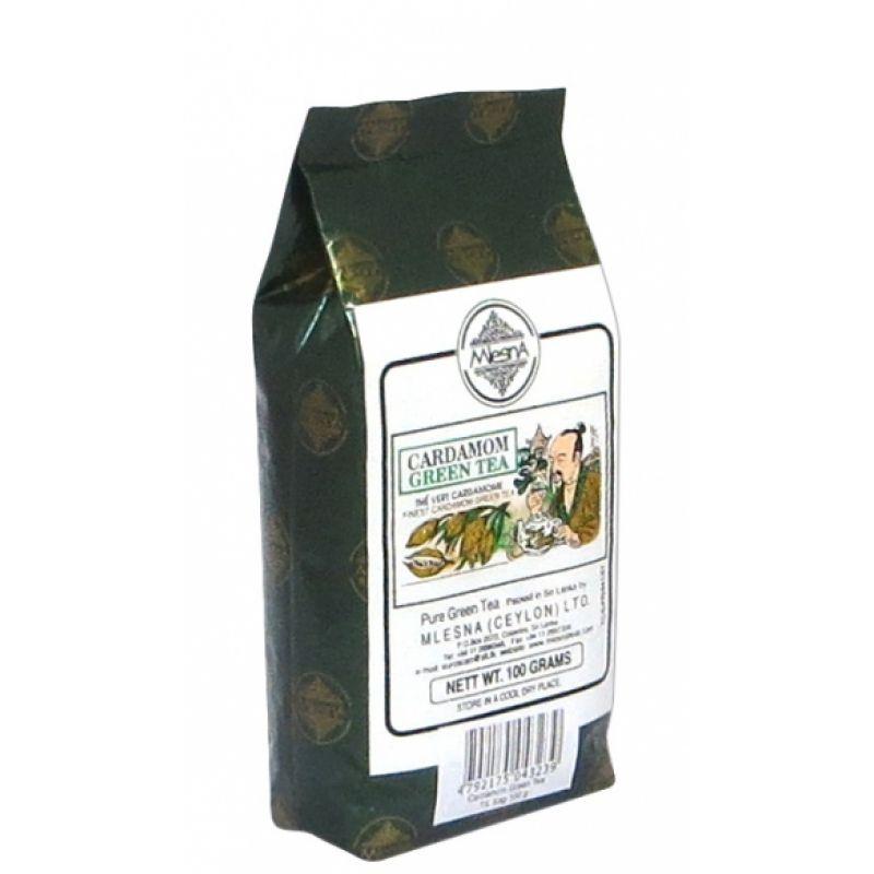 Зеленый чай Mlesna Кардамон 100г