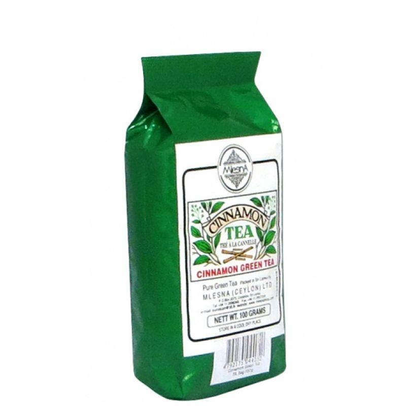 Зеленый чай Mlesna Корица 100г