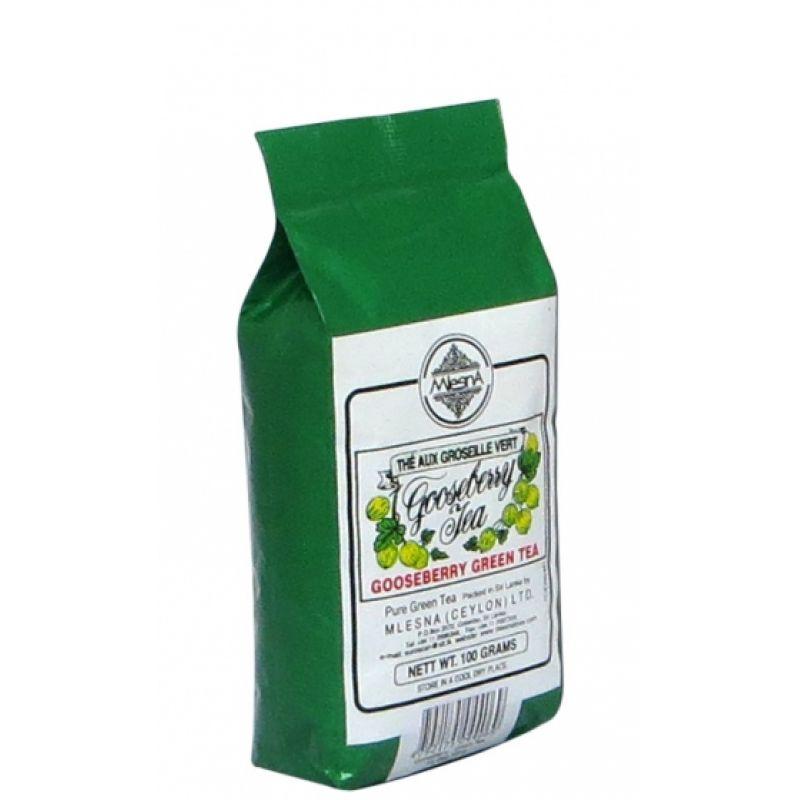 Зеленый чай Mlesna Крыжовник 100г