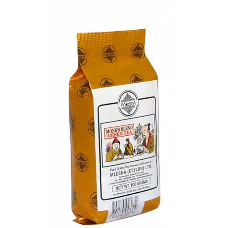 Зеленый чай Mlesna Манкс-бленд 100г