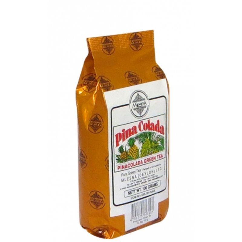 Зеленый чай Mlesna Пина-колада 100г