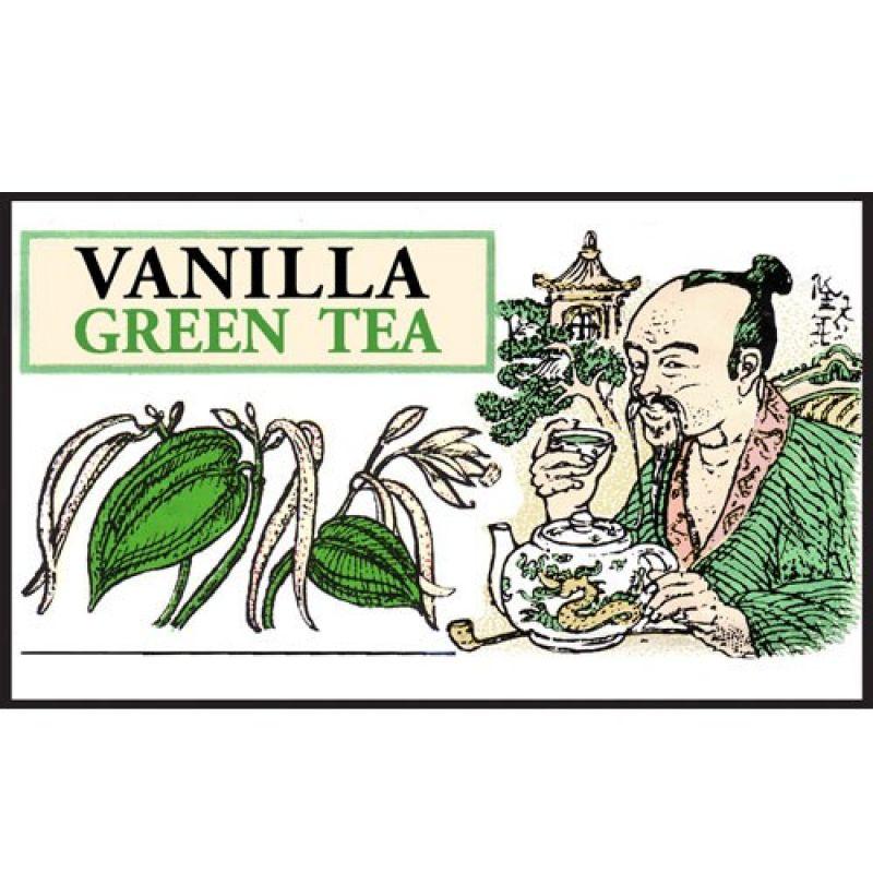 Зеленый чай Mlesna Ваниль 01-008_vanil 100г.