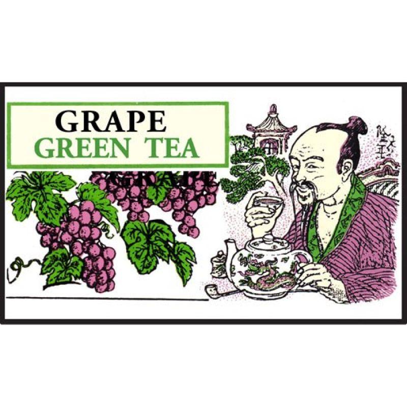 Зеленый чай Mlesna Виноград 01-008_vinograd 100г.