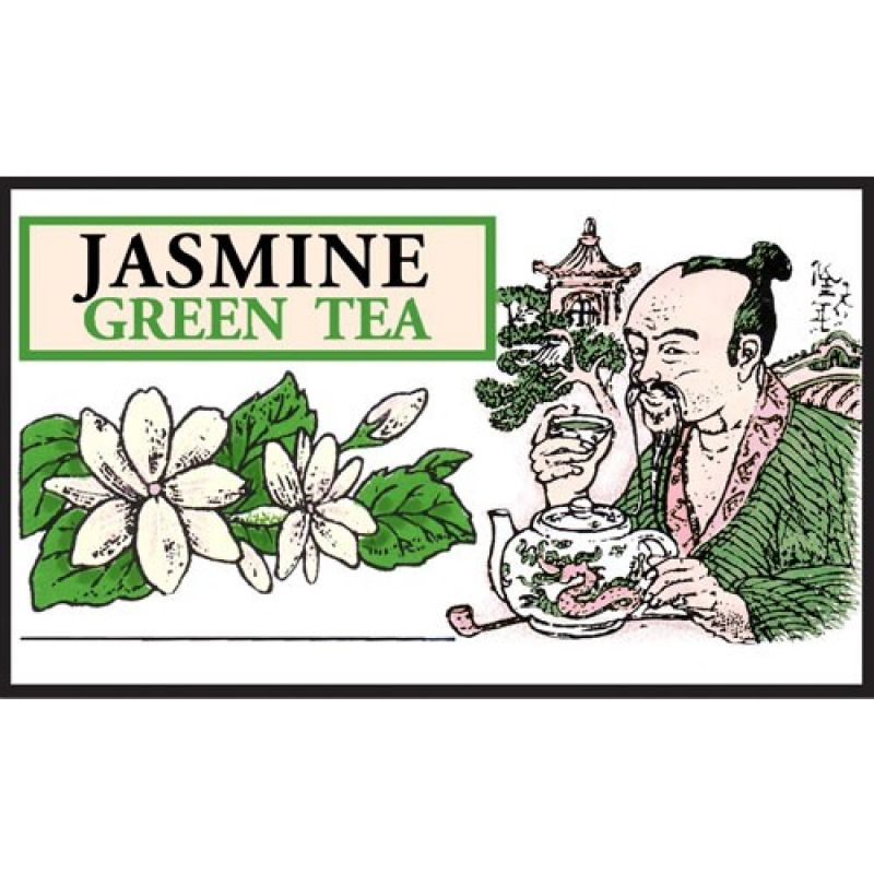 Зеленый чай Mlesna Жасмин 01-008_zhasmin 100г.