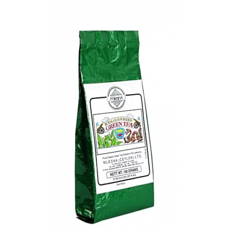 Зеленый чай Mlesna Королевский пушечный порох 100г
