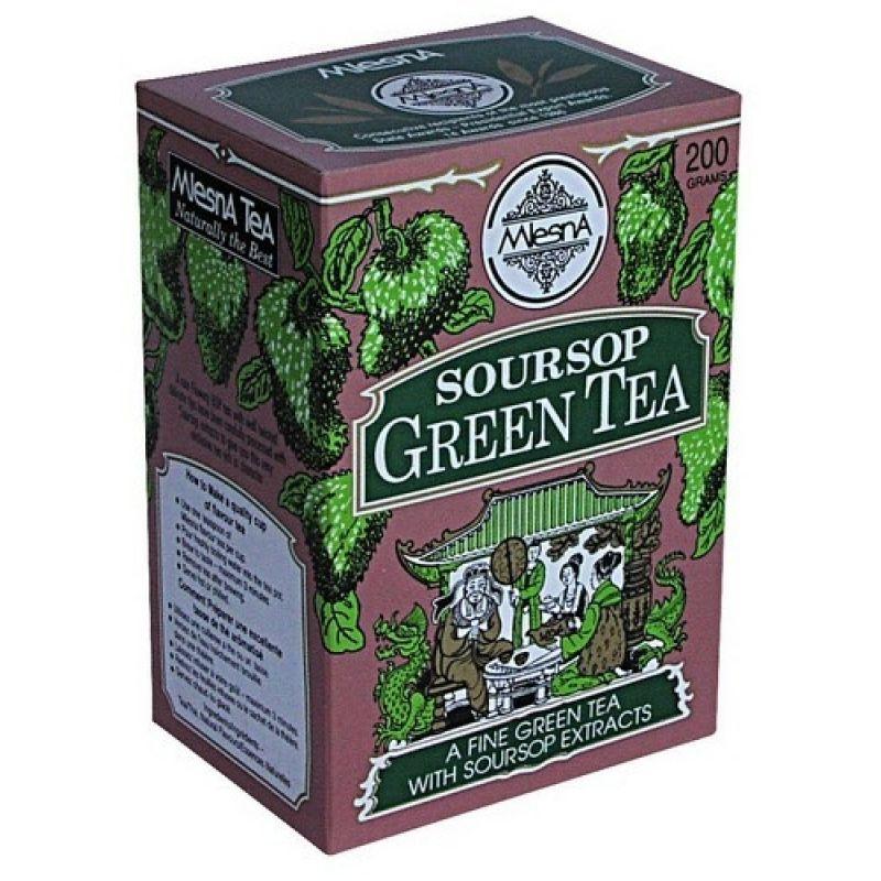 Зеленый чай Mlesna Саусеп 03-040_sausep 200г.