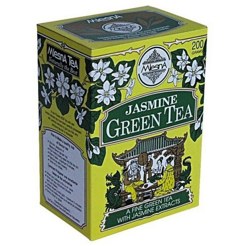 Зеленый чай Mlesna Жасмин 03-040_zhasmin 200г.