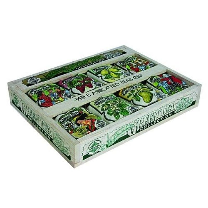 Коллекция зеленого чая Mlesna 04-036 200г.