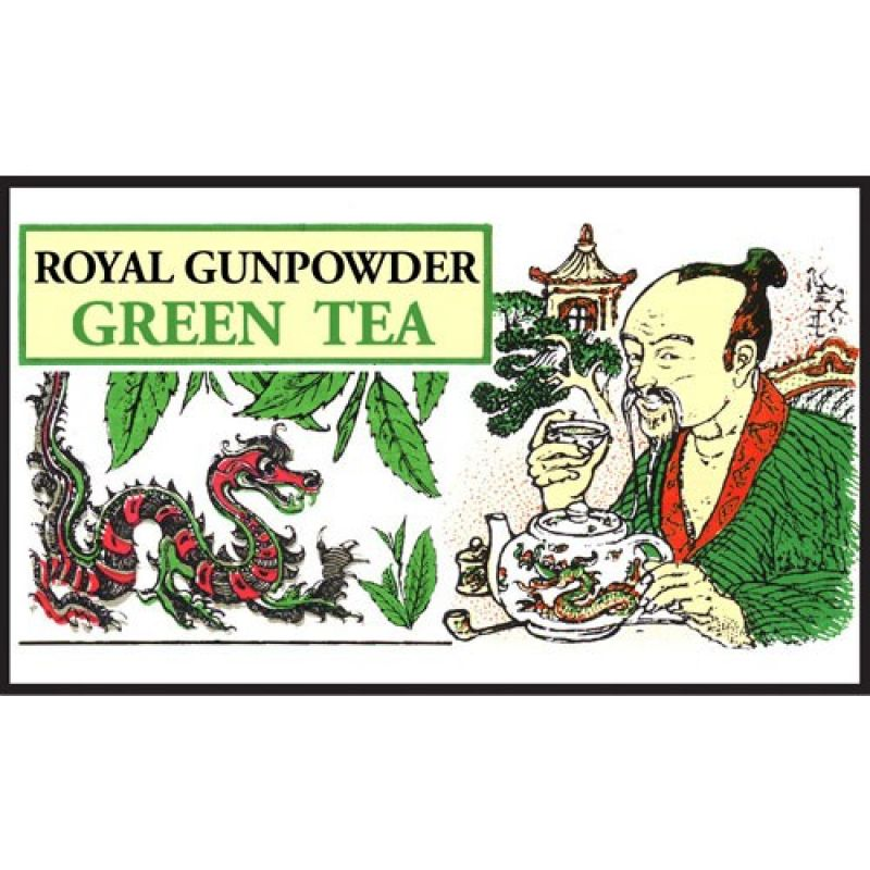 Зеленый чай Mlesna Королевский пушечный порох 01-011 500г.