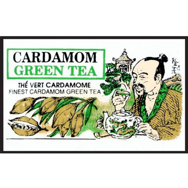 Зеленый чай Mlesna Кардамон 01-012_kardamon 500г.