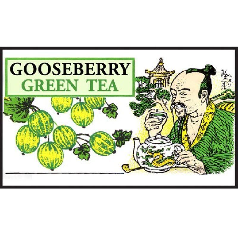 Зеленый чай Mlesna Крыжовник 01-012_krizhovn 500г.