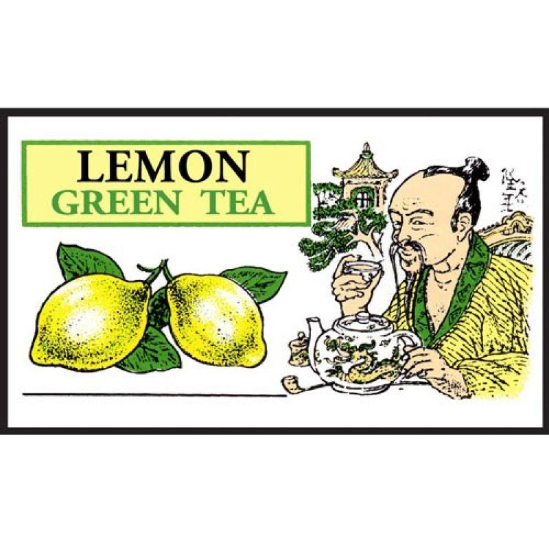 Зеленый чай Mlesna Лимон 01-012_lemon 500г.