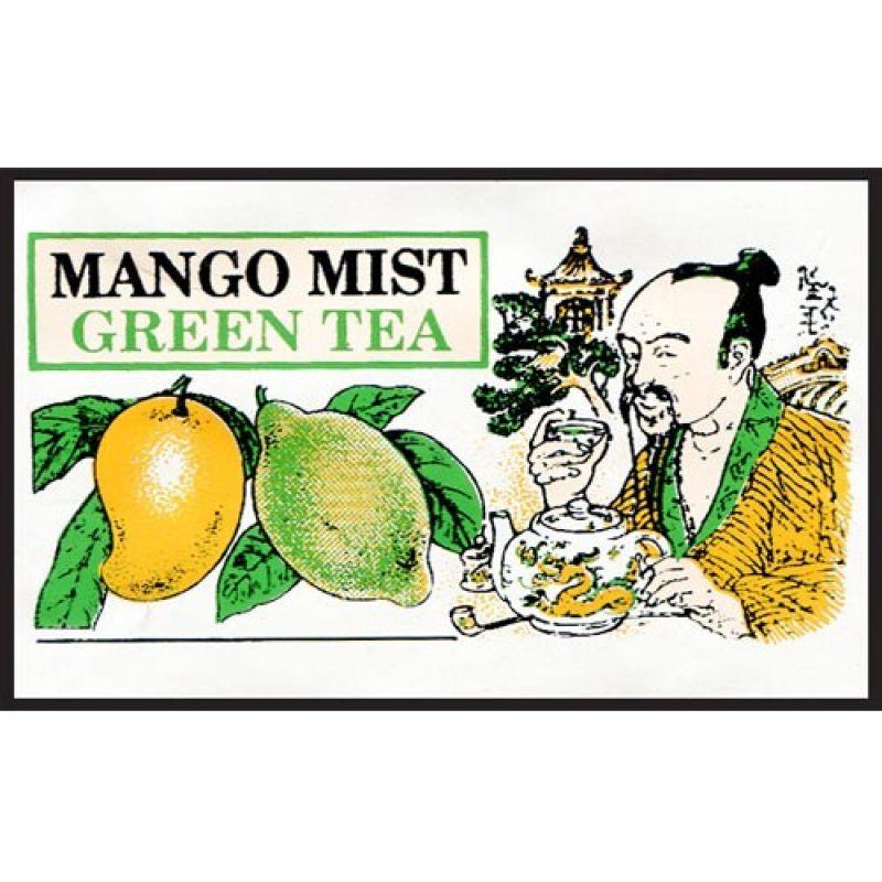 Зеленый чай Mlesna Манго-мист 01-012_mango_mist 500г.