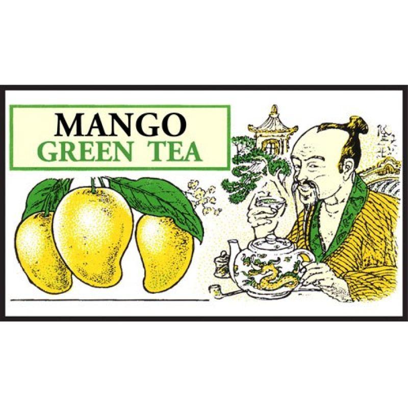 Зеленый чай Mlesna Манго 01-012_mango 500г.