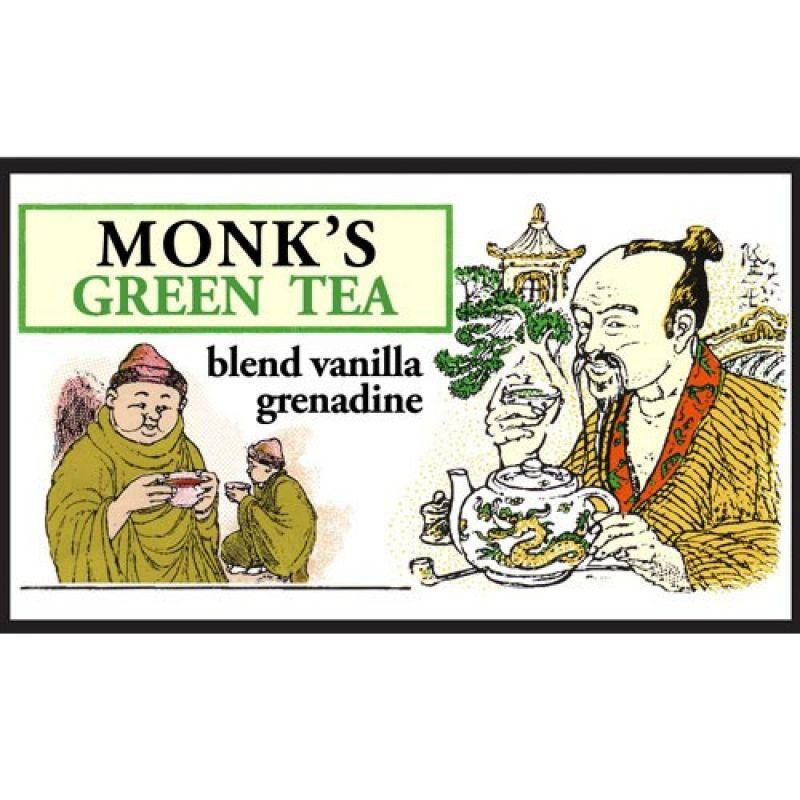 Зеленый чай Mlesna Манкс-бленд 01-012_max_blend 500г.