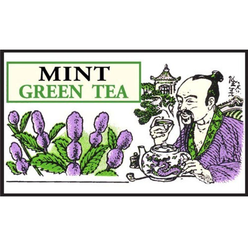 Зеленый чай Mlesna Мята 01-012_myata 500г.