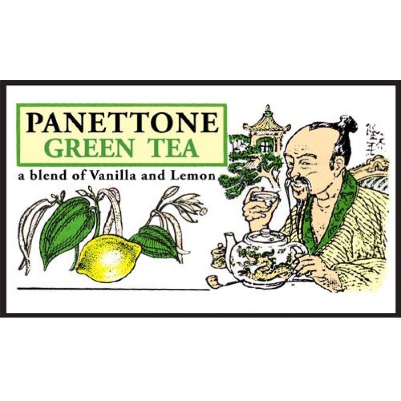 Зеленый чай Mlesna Паннетон 01-012_panneton 500г.