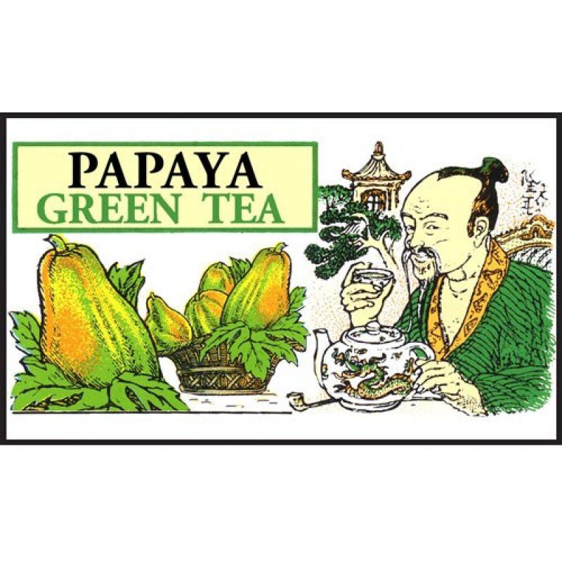 Зеленый чай Mlesna Папайя 01-012_papaya 500г.