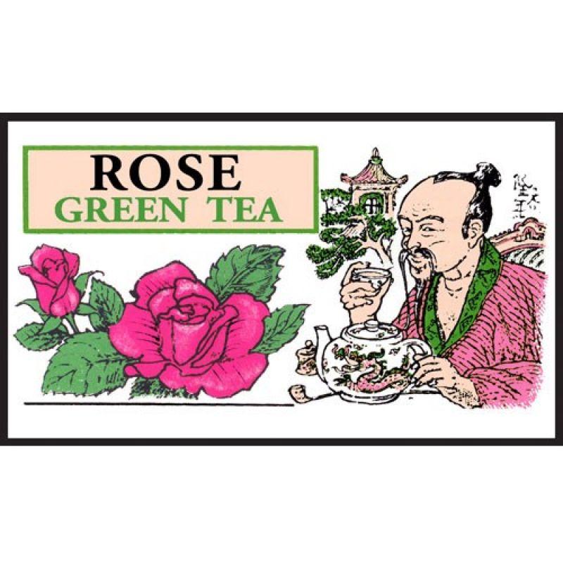Зеленый чай Mlesna Роза 01-012_roza 500г.