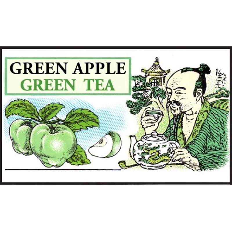 Зеленый чай Mlesna Зеленое яблоко 01-012_zelen_yablok 500г.