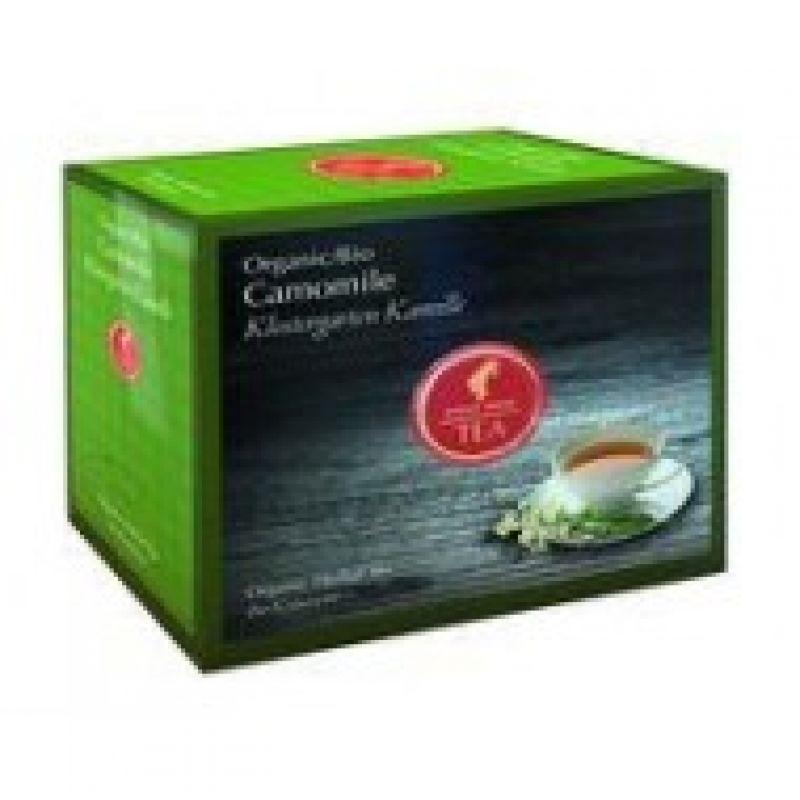 Органический травяной чай Julius Meinl Bio Marrakech Mint Марокканская Мята 20 x 2 г.