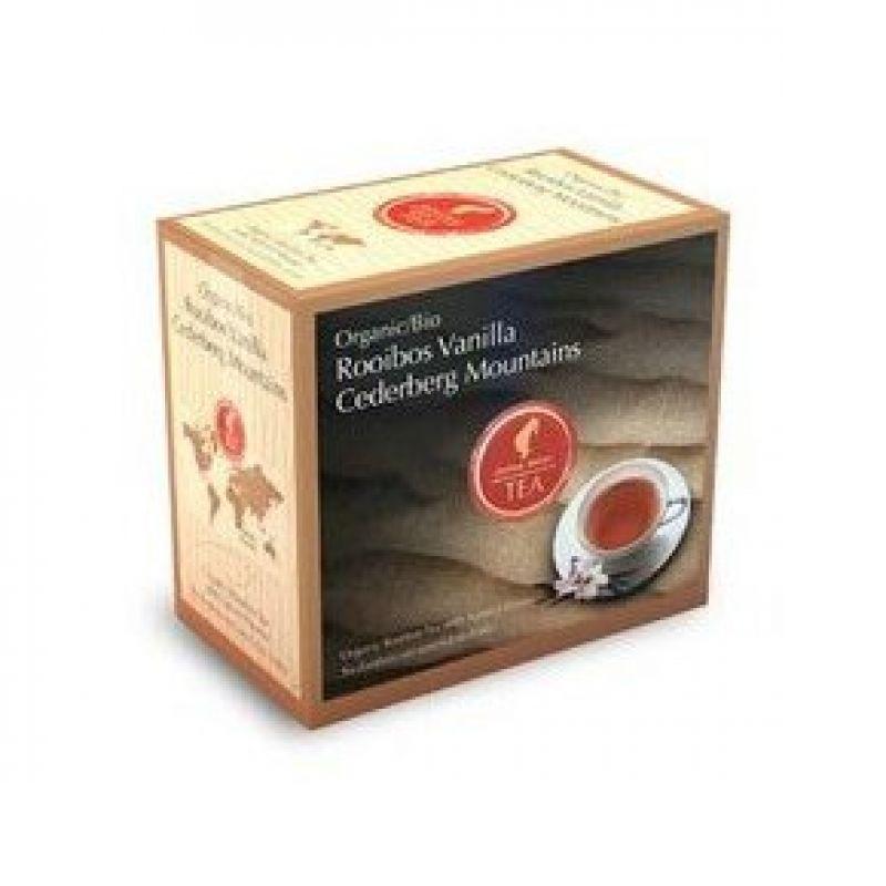 Органический чай Julius Meinl Rooibos Vanilla Cederberg Mountains (Ванильный Ройбуш Горы Седерберга) 20 x 3,5 г.