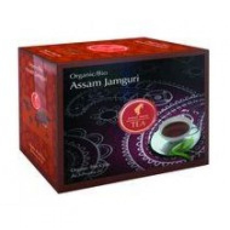Органический черный чай Julius Meinl Bio Idalgashinna Breakfast Blend Цейлонский завтрак 20 x 4 г.
