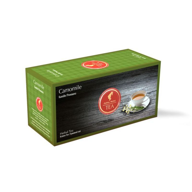 Травяной чай Julius Meinl Ромашка в пакетиках 25 х 1,1 г