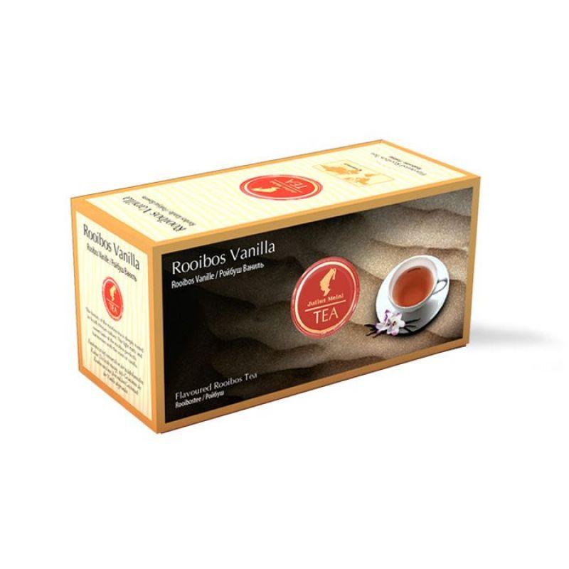 Травяной чай Julius Meinl Rooibos Vanilla Ройбуш Ваниль 25 х 2 г
