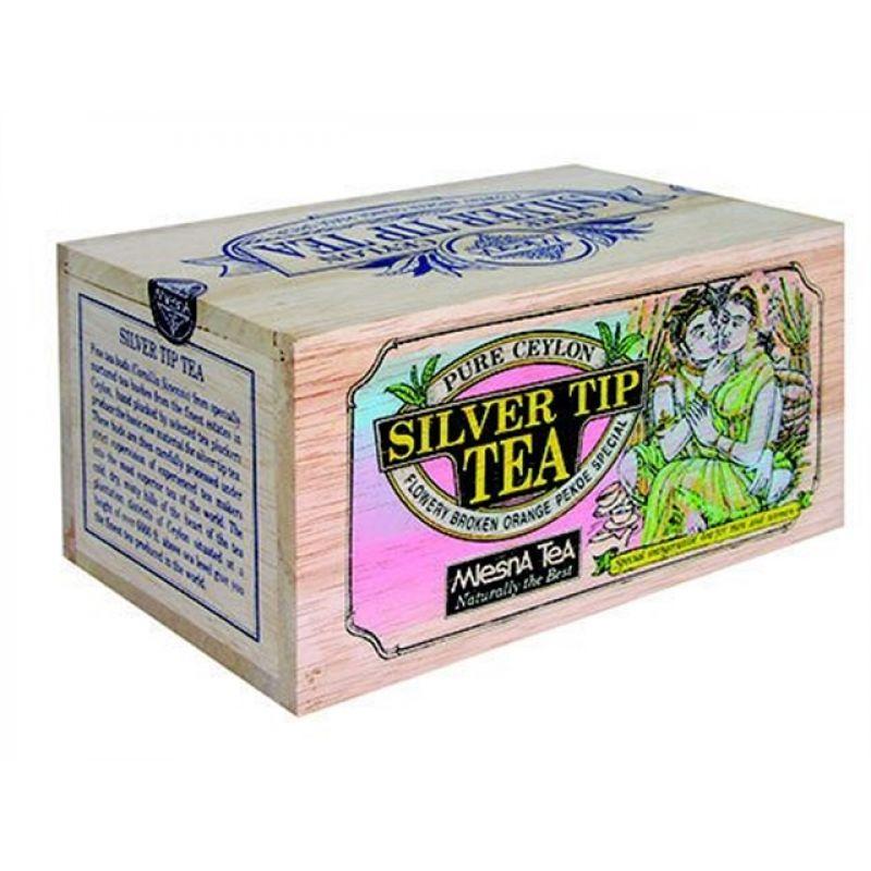 Белый чай Млесна, 100г